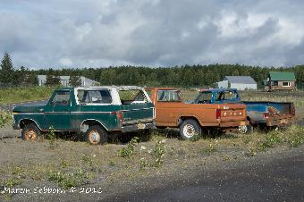 Old Cars - They litter the countryside