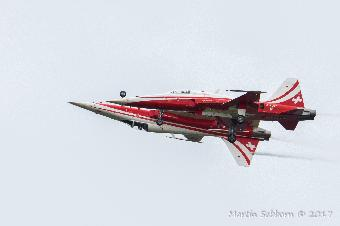 Swiss Display Team - that's close!