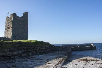 Easkey Fort and Pier