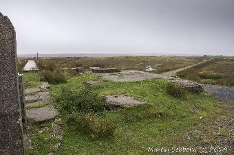 Remnants of Marconi Station
